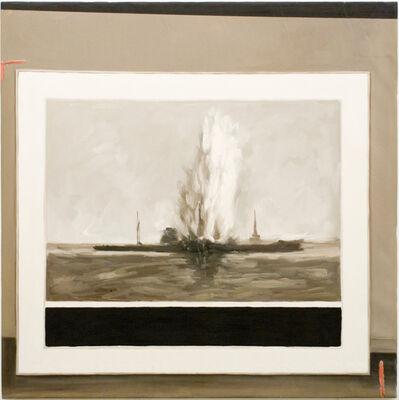 Greg Allen, 'Destroyed Richter Patientin No.8', 2016