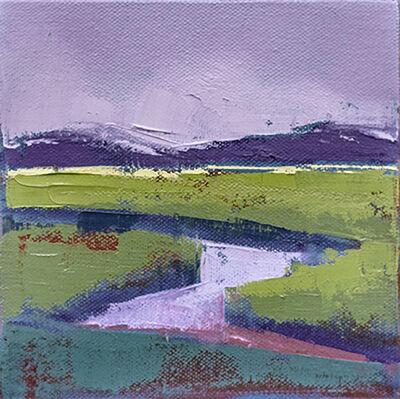 Carrie Megan, 'Purple Marsh'