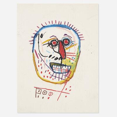 Jean-Michel Basquiat, 'Untitled (Poo)', 1982