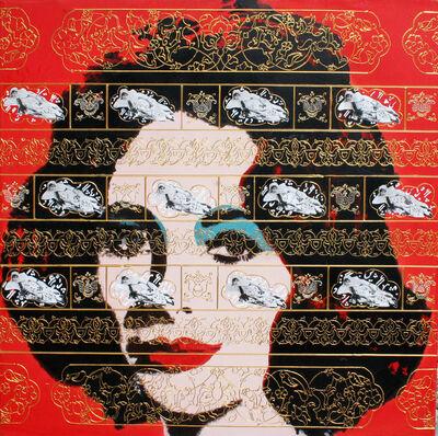 Mahmood Sabzi, 'Red Liz', 2016