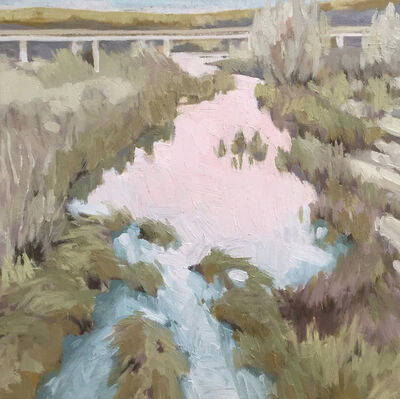 Nicole Strasburg, 'Evening Over the River at 101', 2018
