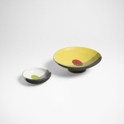 Bitossi, 'bowls, set of two', c. 1955
