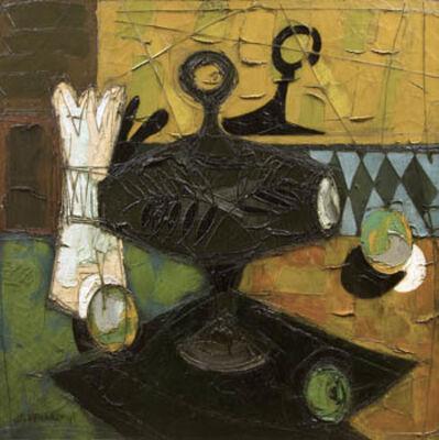Claude Venard, 'Nature morte au compotier  (Still-life with Compote)', 1948