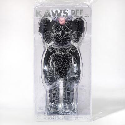 KAWS, 'Kaws BFF (Black)', 2017