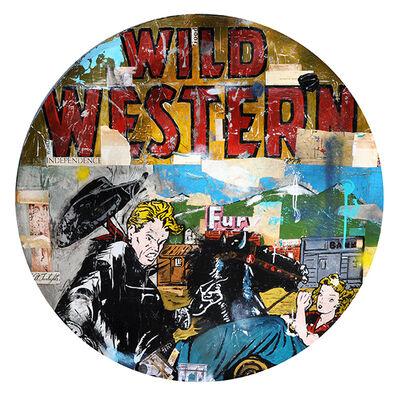 Greg Miller, 'Wild Western',