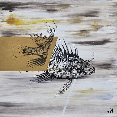 Krayon, 'Fishes n°3', 2017