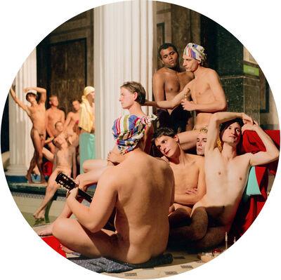Tatiana Antoshina, 'The Turkish Bath, from the series Museum of a Woman', 2000