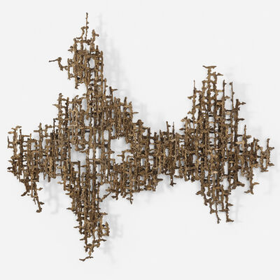 Marcello Fantoni, 'wall sculpture', c. 1955