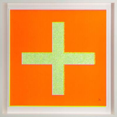 Chris Levine, 'Cross Print no.20', 2018
