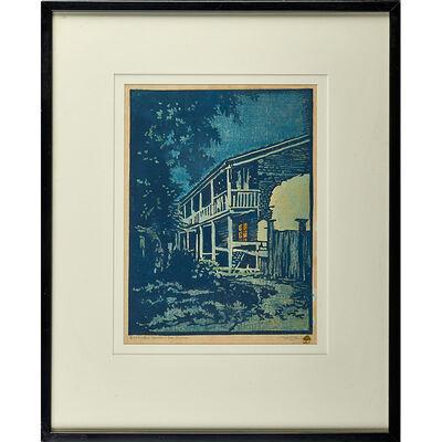 William S. Rice, 'Gov. Castro House San Juan, California'
