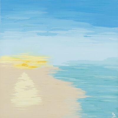 Angelica Bennett, 'Tequila Sunset'