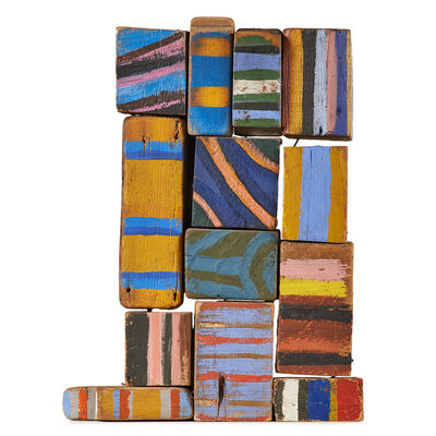 Betty Parsons, 'Blocks', ca. 1965