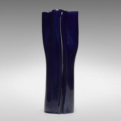 Toni Zuccheri, 'Scolpito vase, model 717', c. 1965