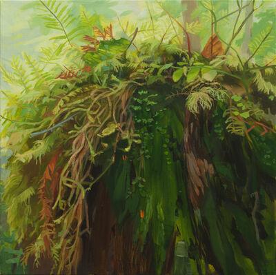 Kristin Musgnug, 'Moss-Topped Stump', 2016