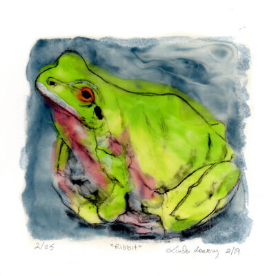 Linda Lowery, 'Ribbit', 2019