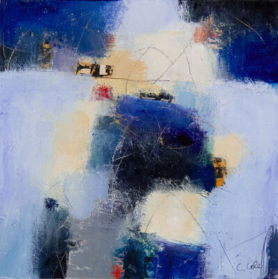 Carolyn Cole, 'Blue 31713'