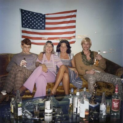 David LaChapelle, 'Recollections in America: Double Date Los Angeles', 2006
