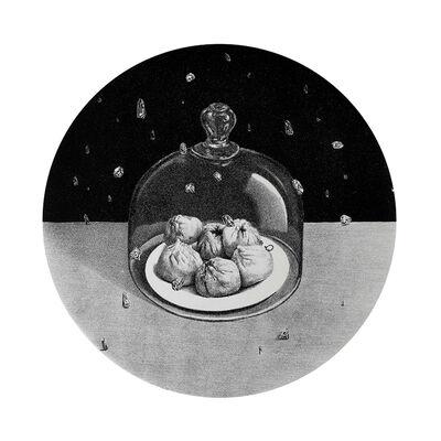 Wang Changgan, 'Bun Set Menu', 2014