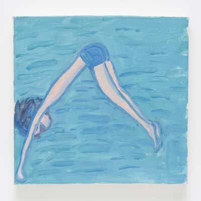 Makiko Kudo, 'Like a Fish in Water', 2017