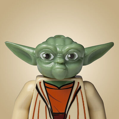Dale May, 'Yoda - Front'