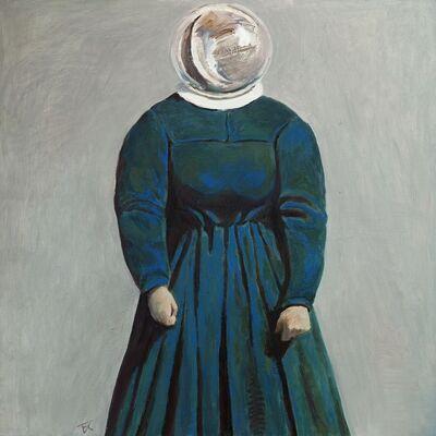 Tang Dixin 唐狄鑫, 'Humanlike', 2013