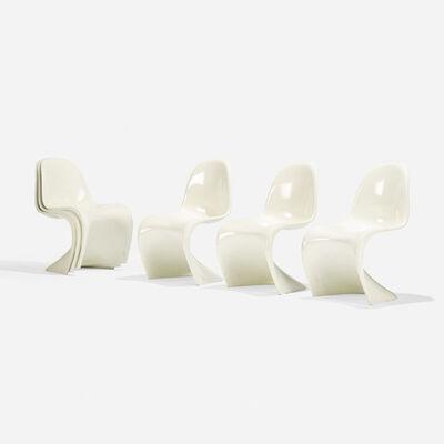Verner Panton, 'Panton Chairs, Set of Six', 1967