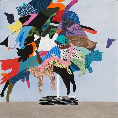 Craig Kucia, 'imaginary cat sculpture', 2014