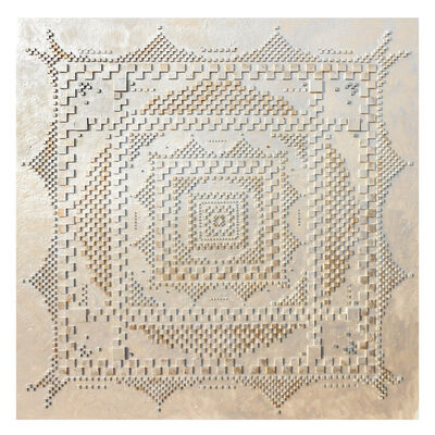 Irene Dubrovsky, 'Mandala of the Universe ', 2015