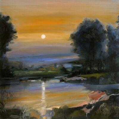 Simon Andrew, 'Sun Down', 2018