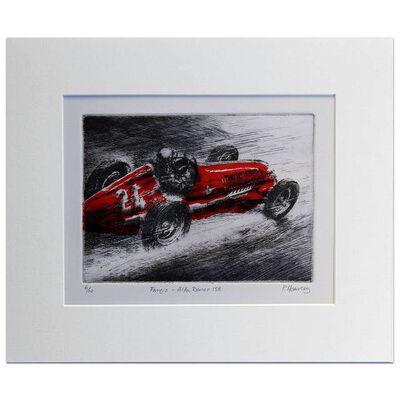 Peter Hearsey, 'Fangio Alfa Romeo 158', 2015