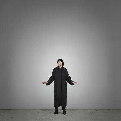 Marina Abramović, 'Measuring Body Heat, from the series With Eyes Closed I See Happiness', 2012