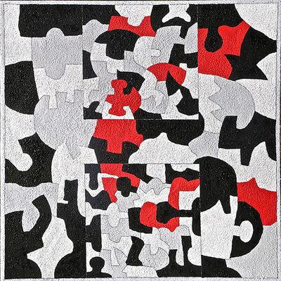 Paul Katz, 'Interlock #45', 2015