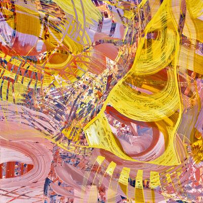 Michael DesRosiers, 'Triangulated Yellow', 2016