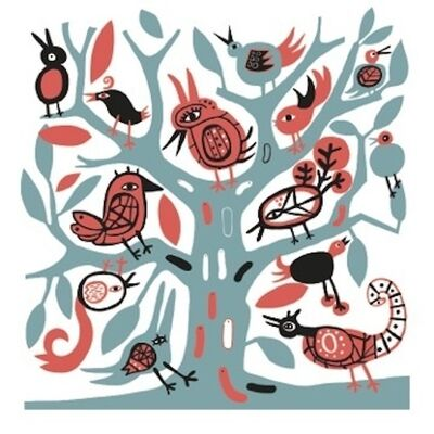 Simone Lia, 'Bird Tree', 2014