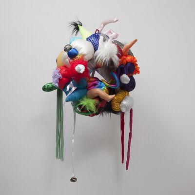 Maria Lynch, 'Flutuantes sem cabeça mas com pernas', 2014