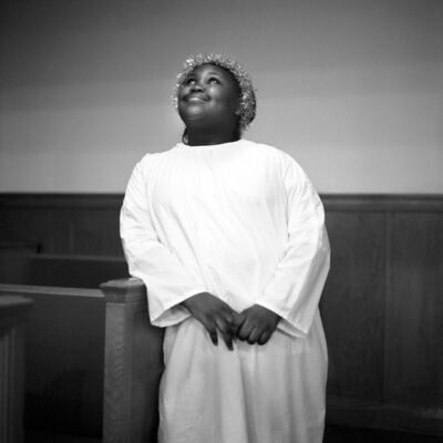 Brandon Thibodeaux, 'Christmas Angel, Mound Bayou, Mississippi', 2010