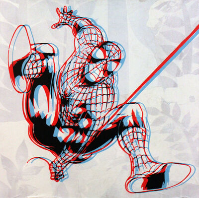Rich Simmons, '3D Spiderman'