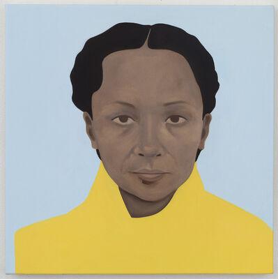 THENJIWE NIKI NKOSI, 'Sunstrum (After Pamela Phatsimo Sunstrum)', 2016