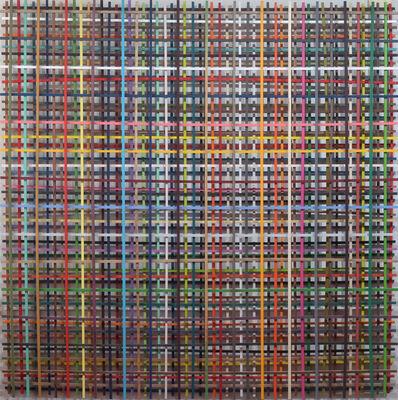 Jonathan Anzalone, 'Stick Composition: Fetch', 2015