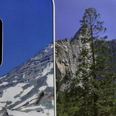 Daniel Mirer, 'Camper Landscape, Yosemite National Park, California', 2017