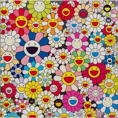 Takashi Murakami, 'Such Cute Flowers', 2011