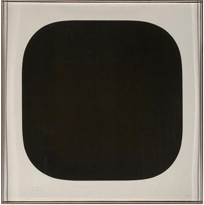 Ellsworth Kelly, 'Black Variation 4', 1975