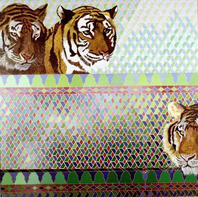 Daniele Akmen, 'Trois Tigres', 1987