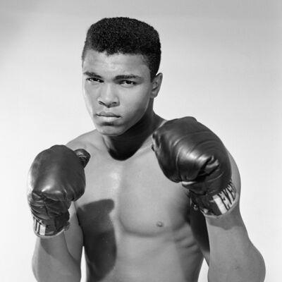 Stanley Weston, 'Heavyweight Contender (Muhammad Ali), Bronx, New York', 1962