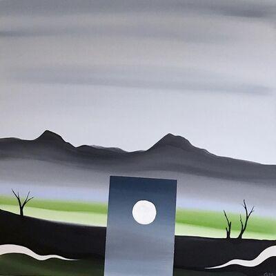 Gabriel Maestas, 'Moon Door', 2017