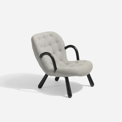 Philip Arctander, 'lounge chair', 1944