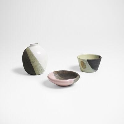 Bitossi, 'collection of three vessels', c. 1955