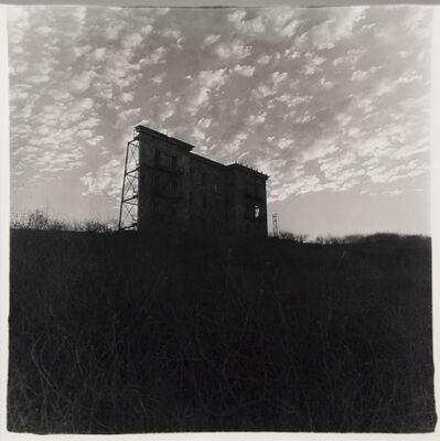 Diane Arbus, 'A house on a hill, Hollywood, Cal.', 1963