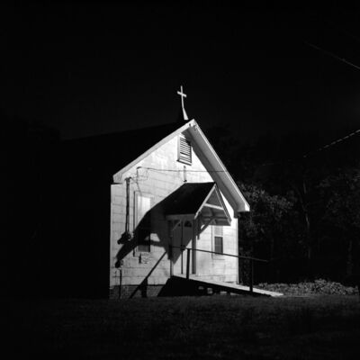 Brandon Thibodeaux, 'Church, Bo Bo,Mississippi', 2011