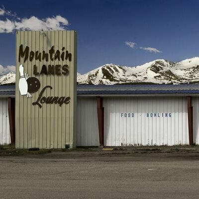 Daniel Mirer, 'Mountain Lanes Lounge, Colorado', 2017